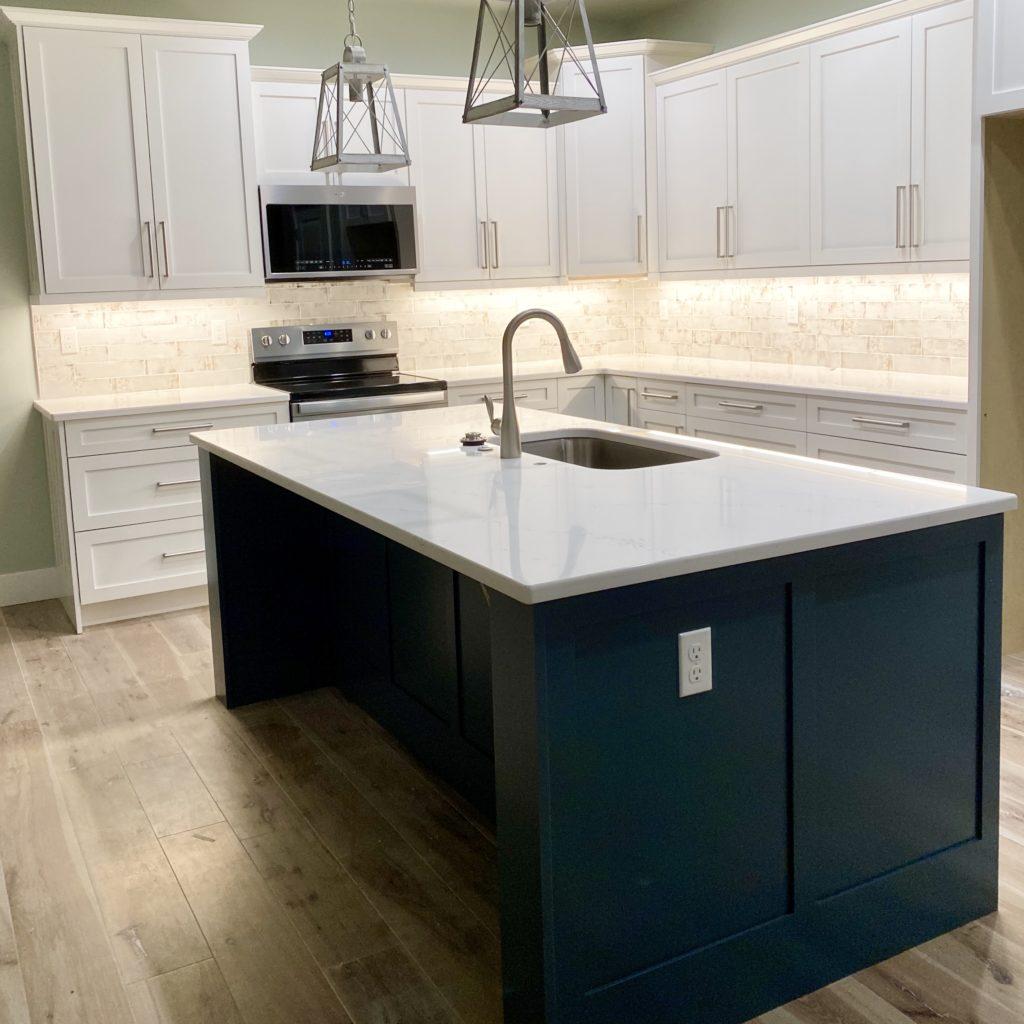 post construction-kitchen